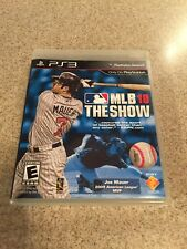 MLB 10: The Show  (Sony Playstation 3, 2010)