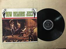 NEW ORLEANS JAZZ CAVE STOMPERS LP 33 GIRI