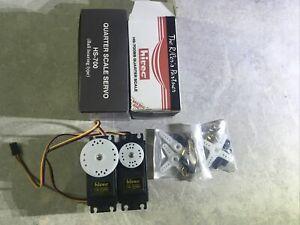 Hitec HS-700 BB 1//4 scale ball bearing servo