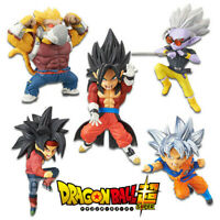 DBZ Dragon Ball Z Super Heroes WCF World Collectable Vol.5 Figure Set 5pcs NoBox