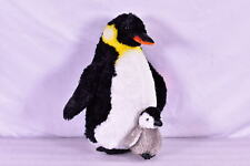 "Aurora World 12"" Toy Emperor Penguin Plush Stuffed Animal"