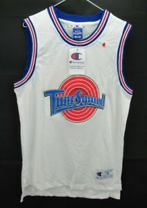 NWT Champion Size Small Lola #10 Tune Squad Jersey Basketball Space Jam