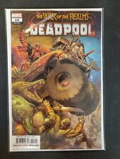 Deadpool #14 Secret Bloody Variant Marvel NM Comics Book