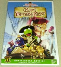 Muppet Treasure Island - Kermits 50th anniversary DVD