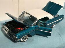 new 1-24-west coast precision diecast-1959-chevrolet back-bumper
