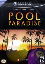 Pool Paradise NGC New GameCube
