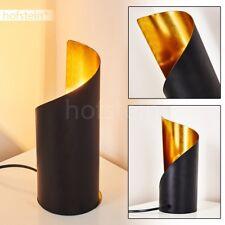 Lampe de table Retro Lampe de chambre à coucher en métal Lampe de bureau Design