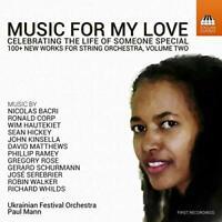 Ukrainian Festival Orchestra - Music For My Love [Ukrainian Festival [CD]