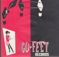 """the beat hands off ...she's mine, 7"""" on go feet records, France."""