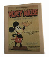 Figurine figurina figurilla Beeldje Limitee Mickey mouse Disneyland Disney Neuf