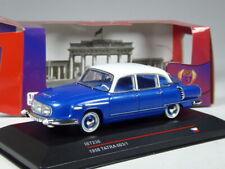 IST Models 236 Tatra 603/1 Limousine blau/weiß in 1:43 in OVP