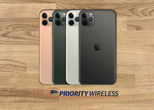 Apple iPhone 11 Pro Max A2161 64/256/512GB AT&T Verizon T-Mobile Unlocked Great
