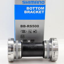 Shimano Cyclocross Road BB-RS500 Hollowtech-II English BSA Bottom Bracket 68mm