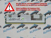 Samsung 16 GB DDR3-1066 PC3L-8500R M393B2K70DM0-YF8 CL7 1,20V Server Ram