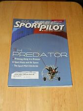 MAG BACK ISSUE SPORT PILOT & LIGHT SPORT MAR 2006 THE PREDATOR FLY A BREEZER