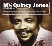 QUINCY JONES - Mastercuts / The Essential  - CD -    NEU+OVP/SEALED!