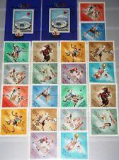 HUNGARY UNGARN 1964 2031-40 A-B Block 43 A-B Olympics Olympia Tokyo Sport MNH