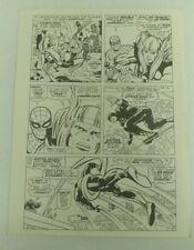 1970 Fantastic Four #73 Apr Marvel Comics Poster Marvelmania 11 x 8.5 Jack Kirby
