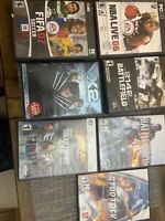 PC GAME DVD Lot Games ALL BOXED COMPLETE NICE LOT PC CD CHECK