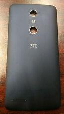 OEM ZTE ZMAX PRO Z981 Metro PCS BATTERY COVER Rear Door Blue Original