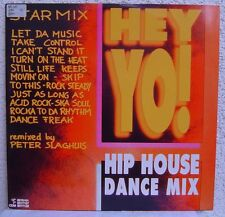 """12"""" STARMIX - Hip House Dance Mix (Remixed by Peter """"Hithouse"""" Slaghuis)"""