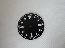 Sterile Submariner flat Watch Dial for Miyota 2035 Movement No date