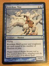 MTG 1x Krovikan Mist Blue Island Creature Coldsnap Set Magic the Gathering Card