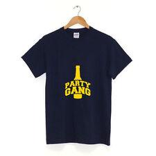 Markenlose Hipster Herren-T-Shirts aus Baumwollmischung