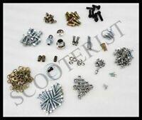Lambretta LI TV Series 1 2 Complete Nut Bolt Screw Washer Kit