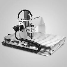 CNC  3 Axis Motors 6040Z Router Engraver Engraving Drilling Milling Machine