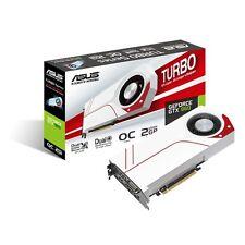 ASUS GeForce GTX960 2GB DDR5 TURBO-GTX960-OC-2GD5 PCI-E Video Card HDMI DVI DP