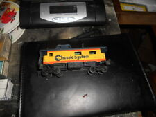HO scale Tyco C&O Chessie System 3322 caboose