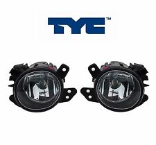 Mercedes W204 W207 W216 C350 CLS500 E350 Set Pair Of 2 Front Fog Lights TYC