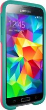 Otterbox Symmetry Series for Samsung Galaxy S5 - Retail Packaging - Teal Rose...