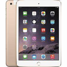 Apple iPad Mini 4 32GB Cellular Unlocked WiFi Gold MNWK2LL/A