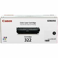 Canon 322BK Toner cartridge 1 x black 6500 pages CART322BK