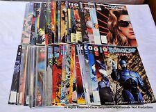 Terminator & RoboCop Comic Book Lot!  Dark Horse, Now, Malibu!  50 Issues!