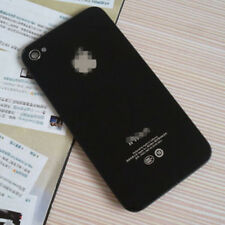 New Genuine Glass Battery Back Cover Door Replacement For iPhone 4S A1387 Black
