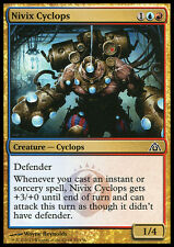 MTG 2x NIVIX CYCLOPS - CICLOPE DI NIVIX - DGM - MAGIC