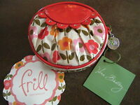 VERA BRADLEY Peek-a Boo Coin FOLKLORIC  Frill Line, Retired,  New with Tags!