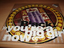 "BLACK - you're a big girl now 12"" 4 trk!!!RARE PICTURE DISC VINYL !!!!!!!!"