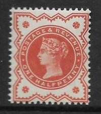 K27(-) Unlisted ½d Brown Orange Jubilee single with Hendon cert UNMOUNTED MINT