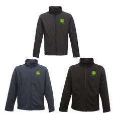 John Deere Jacket Softshell Jacket Personalised Embroidered WindBreaker Workwear