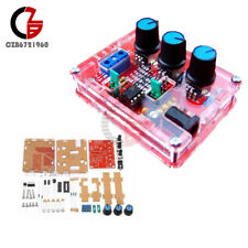Xr2206 Sine Triangle Square Output 1hz 1mhz Function Signal Generator Diy Kits