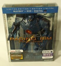 Pacific Rim Limited Edition 2D Blu-Ray/dvd - 3 disc Gypsy Dancer Case Canadian