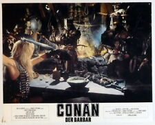 Schwarzenegger CONAN DER BARBAR original Kino Aushangfoto 1982