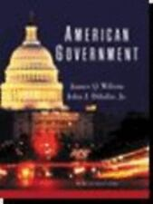 American Government: Institutions and Policies by James Wilson, John Dilulio