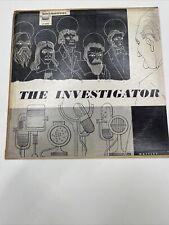 The Investigator Discuriosities LP