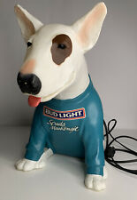 Budweiser Light Rare 1987 Spuds MacKenzie Light Works