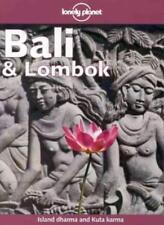 Lonely Planet : Bali and Lombok,Mary Covernton, Tony Wheeler, Paul Greenway